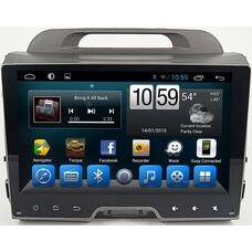 CarMedia YR-9014-S9 Kia Sportage III 2010-2016 на Android 8.1