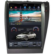CarMedia ZF-1118 для Lexus ES V 2006-2012 Tesla Style на Android 7.1