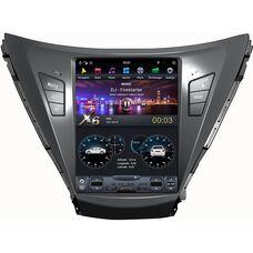 CarMedia ZF-1153 для Hyundai Elantra V (MD) 2011-2014 Tesla Style на Android 8.1