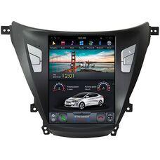 CarMedia ZF-1037 для Hyundai Elantra V (MD) 2014-2016 Tesla Style на Android 7.1