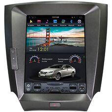 CarMedia ZF-1130 для Lexus IS II (2005-2013) Tesla Style на Android 7.1