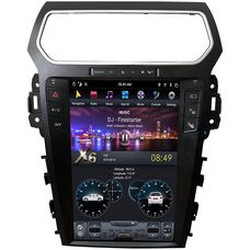 CarMedia ZF-1263-S3 для Ford Explorer V 2011-2019 Tesla Style на Android 8.1