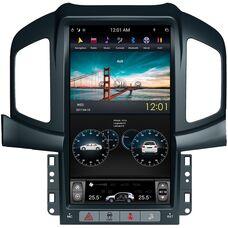 CarMedia ZF-1803-DSP для Chevrolet Captiva I 2011-2015 Tesla Style на Android 9.0