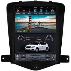 CarMedia ZF-1019-DSP для Chevrolet Cruze I 2009-2012 Tesla Style на Android 7.1