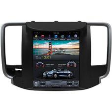 CarMedia ZF-1126-DSP для Nissan Teana II 2008-2013 Tesla Style на Android 9.0