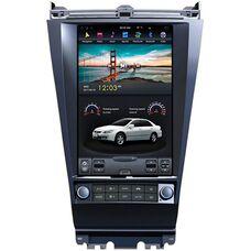 CarMedia ZF-1228 для Honda Accord 7 (VII) 2002-2008 Tesla Style на Android 7.1