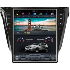 CarMedia ZF-1209 для Nissan Qashqai II, X-Trail III (T32) 2015-2019 Tesla Style на Android 7.1