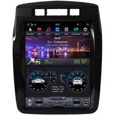 CarMedia ZF-1108-DSP для Volkswagen Touareg 2014-2019 Tesla Style на Android 9.0