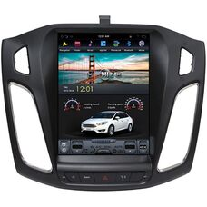 CarMedia ZF-1003 для Ford Focus III 2011-2018 Tesla Style на Android 7.1