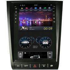 CarMedia ZF-1252 для Lexus GS III 2004-2011 Tesla Style на Android 8.1