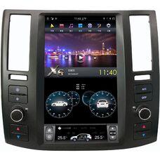 CarMedia ZF-1279-DSP для Infiniti FX50 2002-2009 Tesla Style на Android 9.0