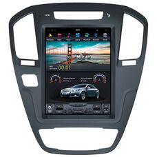 CarMedia ZF-1069 для Opel Insignia I 2008-2013 Tesla Style на Android 7.1