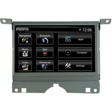 FarCar для Land Rover Discovery IV 2013-2016 на Android 9.1 (JRR008)