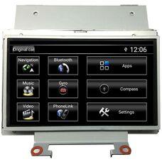 FarCar для Land Rover Freelander II 2006-2012 на Android 9.1 (JRR003)