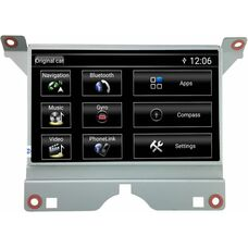 FarCar для Land Rover Discovery III 2004-2009 на Android 9.1 (JRR006)