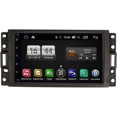 Hummer H3 2005-2010 FarCar s195 на Android 8.1 (LX832-RP-HMH3B-96)