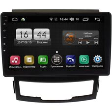 SsangYong Actyon II 2010-2013 FarCar LX9184-R на Android 9.1 (Winca S195 DSP IPS)