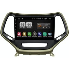 FarCar s185 для Jeep Cherokee IV (WK2) 2013-2017 на Android 8.1 (LY608R)