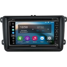 FarCar S200 для Seat Altea, Leon, Alhambra на Android 8.0 (V819-RP-VWTRN-22)
