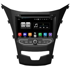FarCar S250 для SsangYong Actyon II 2013-2018 на Android 8.0 (RA355)