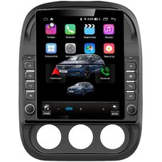 FarCar Winca S300-SIM 4G для Jeep Compass I, Liberty (Patriot) 2009-2013 на Android 9.1 (RT1078R) DSP