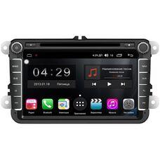 FarCar Winca S300-SIM 4G для Volkswagen Amarok, Caddy, Golf, Jetta, Passat, Polo на Android 8.1 (RG370) DSP