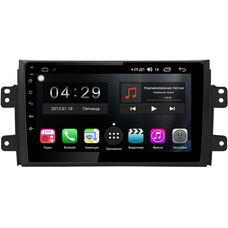 FarCar Winca S300-SIM 4G для Suzuki SX4 I 2006-2014 на Android 9.1 (RG124R) DSP