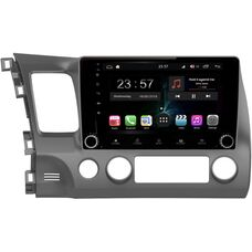 FarCar Winca S300-SIM 4G для Honda Civic 8 (VIII) 4D 2005-2011 на Android 9.1 (RG044RB) DSP