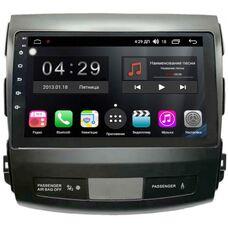 FarCar Winca S300-SIM 4G для Mitsubishi Outlander II (XL) 2006-2012 на Android 8.1 (RG056R) DSP