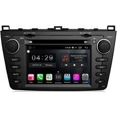 FarCar Winca S300 для Mazda 6 (GH) 2007-2012 на Android 8.1 (RL012) black DSP