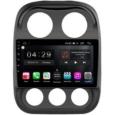 FarCar Winca S300-SIM 4G для Jeep Compass I, Liberty (Patriot) 2009-2016 на Android 8.1 (RG1078R) DSP