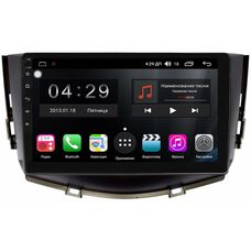 FarCar Winca S300-SIM 4G для Lifan X60 I 2012-2016 на Android 9.1 (RG198R + can) DSP