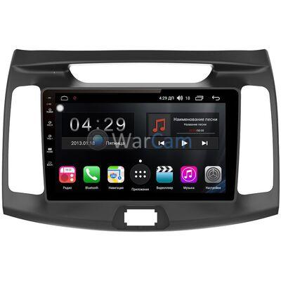 Штатная магнитола FarCar S300 для Hyundai Elantra IV (HD) 2006-2011 на Android 8.1 (RL586) DSP