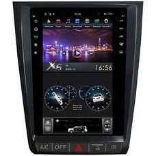 FarCar Tesla для Lexus GS III 2004-2011 на Android 8.1 (ZF300-H DSP)