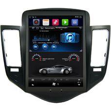 FarCar Tesla для Chevrolet Cruze I 2009-2012 на Android 7.1 (T045)