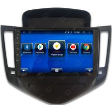 IQ NAVI T58-1205CFHD Chevrolet Cruze I 2009-2012 на Android 8.1.0