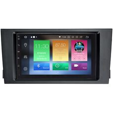 Audi A6, S6, RS6 2002-2005 Wide Media WM-VS7A705-PG-4/32-RP-ADA602C-63 на Android 9.0