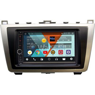 Магнитола в штатное место 2 din Mazda 6 (GH) 2007-2012 Wide Media WM-VS7A706-OC-2/32-RP-MZ6C-115 Android 8.0