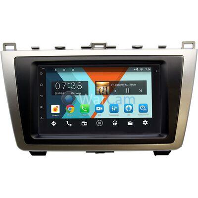 Магнитола в штатное место 2 din Mazda 6 (GH) 2007-2012 Wide Media MT7001-RP-MZ6C-115 на Android 7.1.1 (2/16)