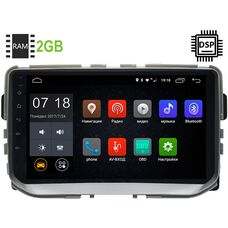 Haval H2 2014-2019 LeTrun 2842-2986 Android 9.0 9 дюймов (DSP 2/16GB)