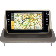 Volvo S40 2008-2012 LeTrun 3150-9228 на Android 10 (DSP 2/16 с крутилками)