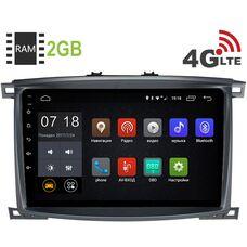 Lexus LX II 470 2003-2007 LeTrun 2667 Android 6.0.1 10 дюймов (4G LTE 2GB)