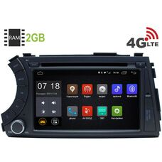 Ssangyong Actyon, Kyron LeTrun 2692 Android 8.1 7 дюймов (4G LTE 2GB)