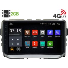 Haval H2 2014-2019 LeTrun 2842-2934 Android 8.1 9 дюймов (4G LTE 2GB)