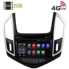 Chevrolet Cruze I 2012-2015 LeTrun 2720 Android 8.1 7 дюймов (4G LTE 2GB)