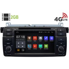 BMW 3 (E46) LeTrun 2617 Android 8.1 7 дюймов (4G LTE 2GB)