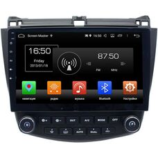 Honda Accord 7 (VII) 2002-2008 LeTrun 2637 на Android 8.1