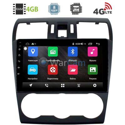 Штатная магнитола Subaru Forester IV, Impreza IV, XV I 2011-2015 LeTrun 2910 на Android 8.1 (8 ядер, 4G SIM, DSP, 4GB/64GB)