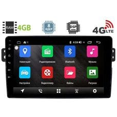 Great Wall Hover H2 2007-2010 LeTrun 2842 на Android 8.1 (8 ядер, 4G SIM, DSP, 4GB/64GB)
