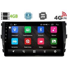Zotye T600 LeTrun 1865 на Android 8.1 (8 ядер, 4G SIM, DSP, 4GB/64GB)